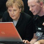 dagelijks Duits met computer en smartphone