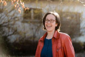 Maria Stratemeier, adviseur en docent Zakelijk Duits